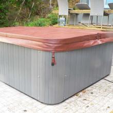 Spa Max VII lukustatav termokate (pruun)