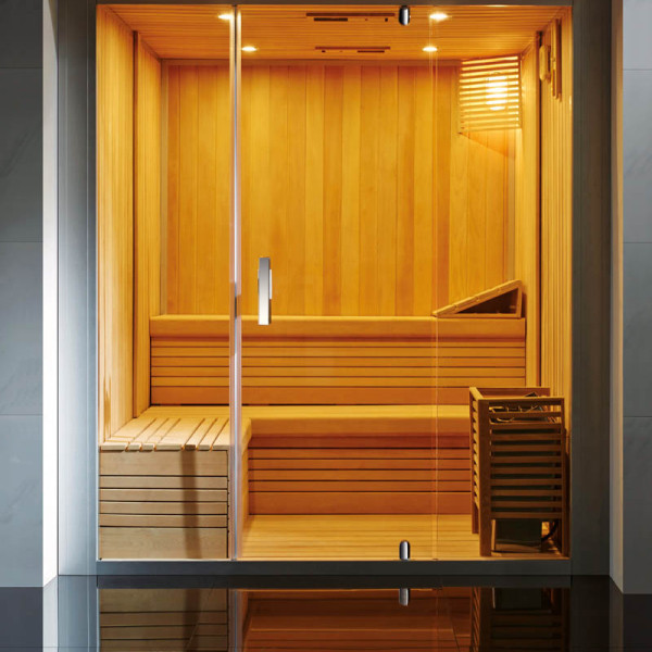 F-Cube IX integreeritav soome saun