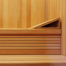 F-Cube IX soome sauna lava