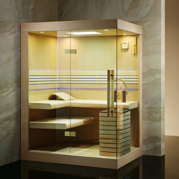 F-Cube Lux I soome saun
