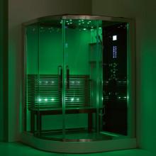 Hamam Lux I LED valgusteraapia roheline