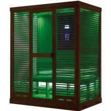 i-Cube I-VI LED värviteraapia roheline