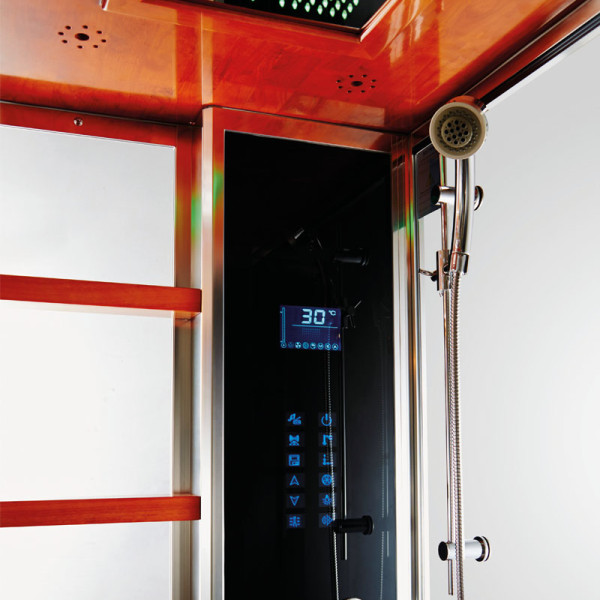 Hamam Combibox i1 aurusauna juhtpaneel
