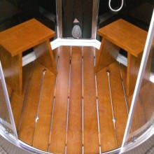 Hamam Duo I tammepuidust toolid