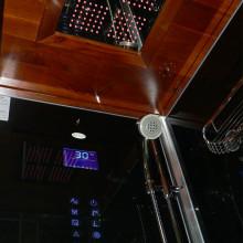 Hamam III Lux 2, LED vihmadušš ja displei