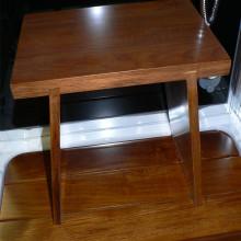 Hamam III, alusvanniga, Lux 2, tiigipuust põrand ja tool