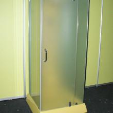 Yellow Cube II, mattklaasidega