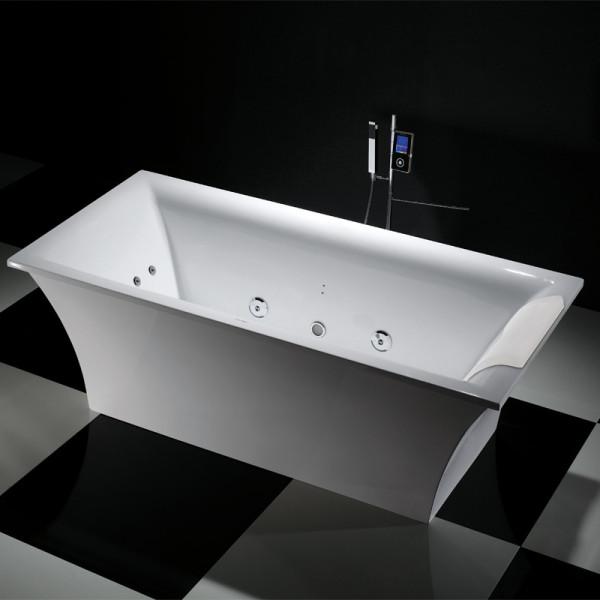 Nautic Lounge I Pro, läbipaistva vannipadjaga PL1