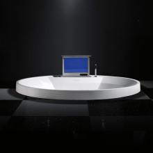 Nautic Lux V, süvistatav, 17 tollise LED TV-ga