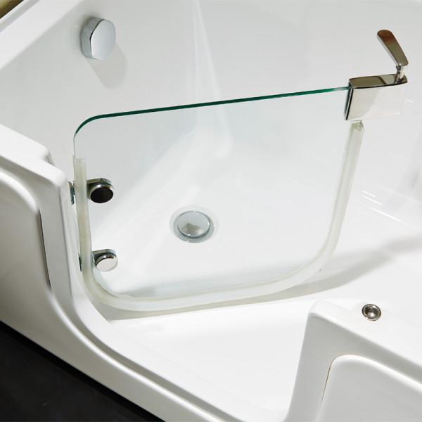 Nautic Lux VII, veekindel klaasuks