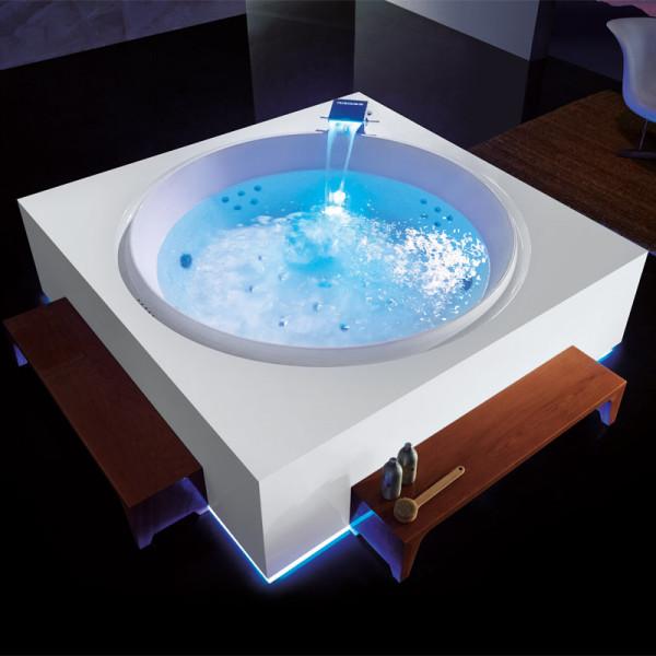 Nautic Max ülevoolurenniga, W-Machine segistiga, LED taustavalgustusega