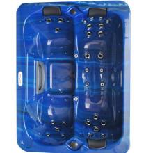 Spa-Lux IV FL Extra pealtvaade, sinine