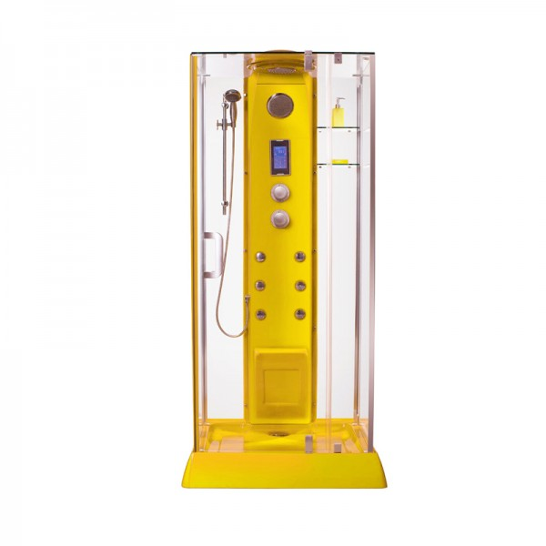 Yellow Cube II