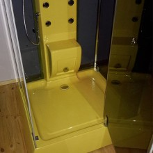 Yellow Cube II tray