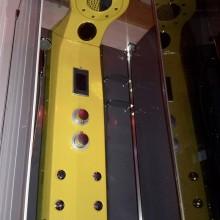 Yellow Cube II yläsuihku