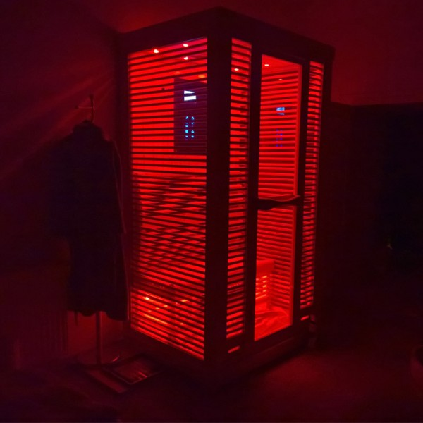 i-Cube II punane LED