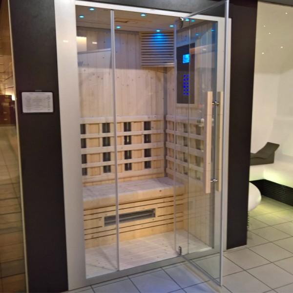 infrapunasaun i-Cube Max IV
