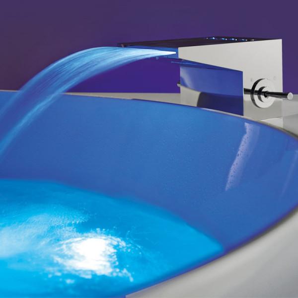 Water Machine + LED lights